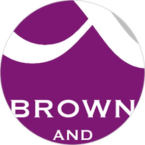 Branding created for Brown & Murray Solicitors