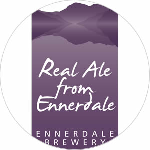 Branding created for Ennerdale Brewery