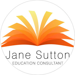 Branding created for Jane Sutton Education Consultant