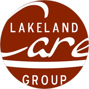 Branding created for Lakeland Care Group