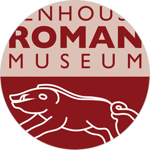Branding created for Senhouse Roman Museum
